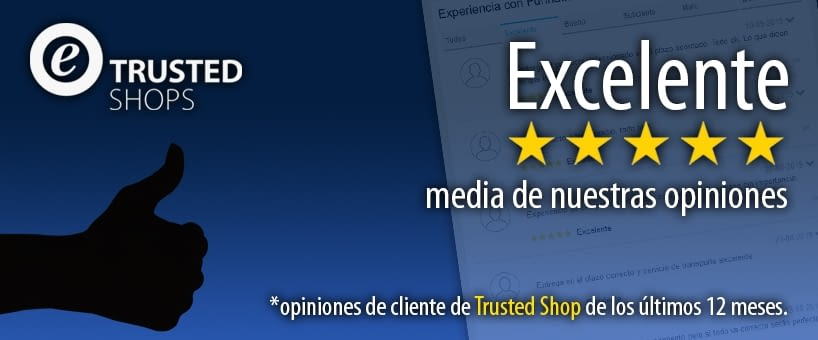 Trusted Shop Opiniones
